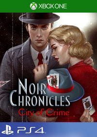 Noir Chronicles: City of Crime - Klickt hier für die große Abbildung zur Rezension