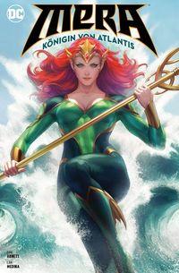 Mera - Königin von Atlantis - Klickt hier für die große Abbildung zur Rezension