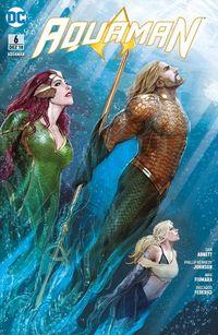 Aquaman 6: Die Krone muss fallen  - Klickt hier für die große Abbildung zur Rezension