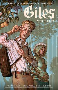 Buffy the Vampire Slayer Staffel 11, Bd. 3: Giles verliebt! - Klickt hier für die große Abbildung zur Rezension