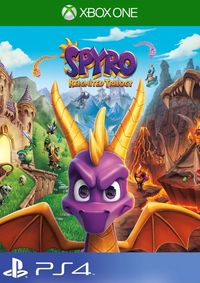 Spyro Reignited Trilogy - Klickt hier für die große Abbildung zur Rezension