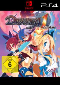 Disgaea 1 Complete - Klickt hier für die große Abbildung zur Rezension