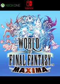 World of Final Fantasy Maxima - Klickt hier für die große Abbildung zur Rezension