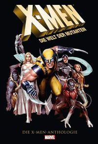 X-Men: Die Welt der Mutanten - Klickt hier für die große Abbildung zur Rezension