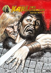 Karl der Wikinger 4: Insel der Monster  - Klickt hier für die große Abbildung zur Rezension