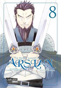 The Heroic Legend of Arslan 8 - Klickt hier für die große Abbildung zur Rezension