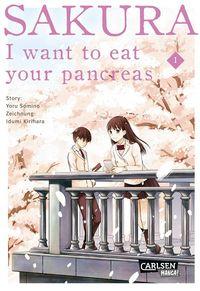 Sakura – I Want to eat your pancreas  1 - Klickt hier für die große Abbildung zur Rezension