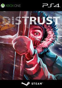 Distrust - Klickt hier für die große Abbildung zur Rezension