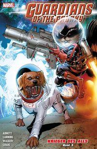 Guardians of the Galaxy: Krieger des Alls 3 - Klickt hier für die große Abbildung zur Rezension