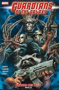 Guardians of the Galaxy: Krieger des Alls 4