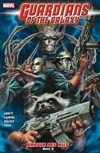Guardians of the Galaxy: Krieger des Alls 4 - Klickt hier für die große Abbildung zur Rezension