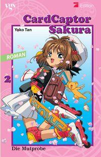 Card Captor Sakura - Roman 2 - Klickt hier für die große Abbildung zur Rezension