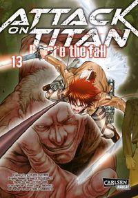 Attack on Titan – Before the Fall 13 - Klickt hier für die große Abbildung zur Rezension