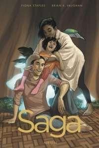 Saga 9 - Klickt hier für die große Abbildung zur Rezension