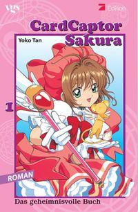 Card Captor Sakura - Roman 1 - Klickt hier für die große Abbildung zur Rezension