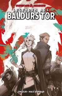Dungeon & Dragons: Legenden aus Baldurs Tor - Klickt hier für die große Abbildung zur Rezension