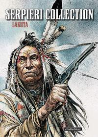 Serpieri Collection – Western – 1. Lakota - Klickt hier für die große Abbildung zur Rezension