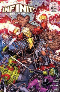 Infinity Countdown 2: Der Kampf um die Infinity-Steine - Klickt hier für die große Abbildung zur Rezension