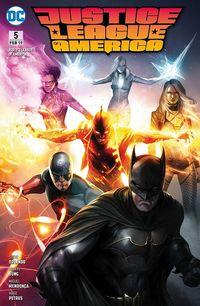 Justice League of America 5: Der Gott der Superhelden - Klickt hier für die große Abbildung zur Rezension