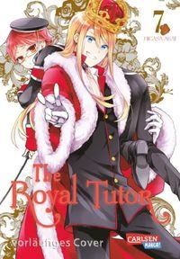 The Royal Tutor 7 - Klickt hier für die große Abbildung zur Rezension