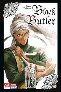 Black Butler 26 - Klickt hier für die große Abbildung zur Rezension