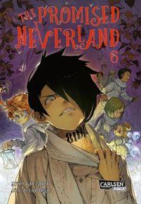 The Promised Neverland 6 - Klickt hier für die große Abbildung zur Rezension