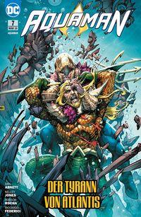 Aquaman 7: Der Tyrann von Atlantis  - Klickt hier für die große Abbildung zur Rezension