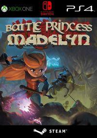 Battle Princess Madelyn - Klickt hier für die große Abbildung zur Rezension