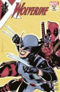 Wolverine 7: Old Woman Laura - Klickt hier für die große Abbildung zur Rezension