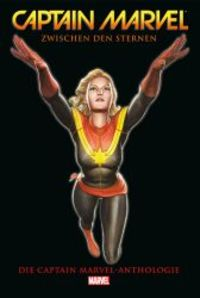 Captain Marvel Anthologie: Zwischen den Sternen - Klickt hier für die große Abbildung zur Rezension