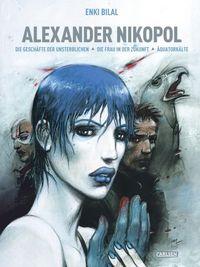 Alexander Nikopol - Die Nikopol-Trilogie - Klickt hier für die große Abbildung zur Rezension