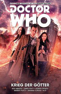 Doctor Who – Der zehnte Doktor 7: Krieg der Götter - Klickt hier für die große Abbildung zur Rezension