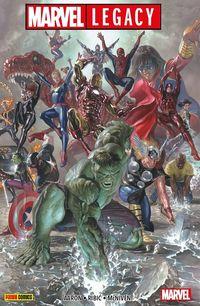 Marvel Legacy - Klickt hier für die große Abbildung zur Rezension