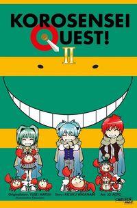 Korosensei Quest 2 - Klickt hier für die große Abbildung zur Rezension