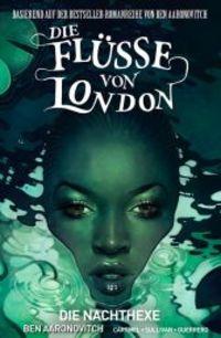 Die Flüsse von London 2: Die Nachthexe - Klickt hier für die große Abbildung zur Rezension