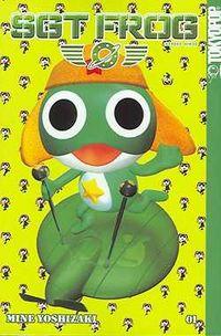 Sgt  Frog 1 - Klickt hier für die große Abbildung zur Rezension