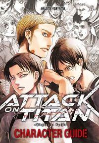 Attack on Titan Charakter Guide - Klickt hier für die große Abbildung zur Rezension