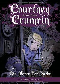 Courtney Crumrin – Erstes Buch: Die Wesen der Nacht - Klickt hier für die große Abbildung zur Rezension