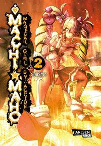 Machimaho – Magic Girl by Accident 2 - Klickt hier für die große Abbildung zur Rezension