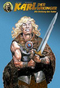 Karl der Wikinger 5: Die Festung des Todes - Klickt hier für die große Abbildung zur Rezension