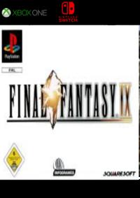 Final Fantasy IX - Klickt hier für die große Abbildung zur Rezension
