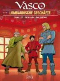 Vasco 29: Lombardische Geschäfte - Klickt hier für die große Abbildung zur Rezension