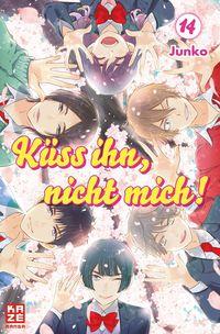Küss ihn, nicht mich! 14 - Klickt hier für die große Abbildung zur Rezension