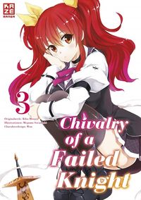 Chivalry of a failed Knight 3 - Klickt hier für die große Abbildung zur Rezension