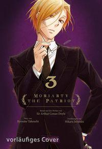 Moriarty the Patriot 3 - Klickt hier für die große Abbildung zur Rezension
