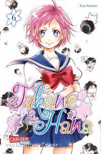 Takane & Hana 6 - Klickt hier für die große Abbildung zur Rezension