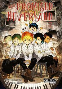 The Promised Neverland 7 - Klickt hier für die große Abbildung zur Rezension