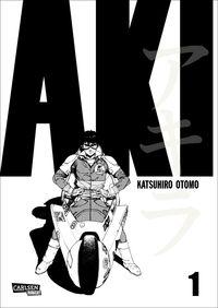 Akira – Farbige Neuausgabe 1 - Klickt hier für die große Abbildung zur Rezension
