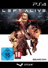 Left Alive - Klickt hier für die große Abbildung zur Rezension