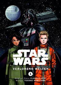 Star Wars: Verlorene Welten 1 - Klickt hier für die große Abbildung zur Rezension